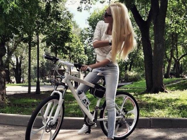 Как я купил велосипед на литых дисках