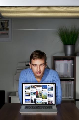 бизнес портрет
