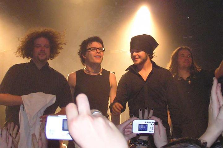 The Rasmus – все что вы хотели знать о группе