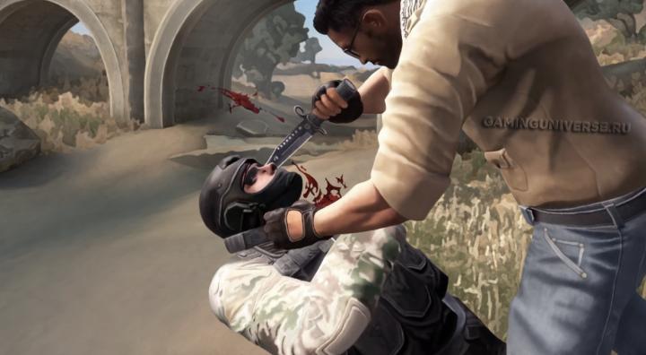 CS:GO для Gaminguniverse.ru