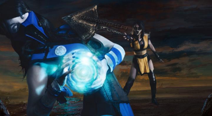 Mortal Kombat для Gaminguniverse.ru