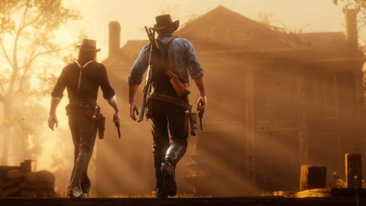 Обзор на видеоигру «Red Dead Redemption 2»