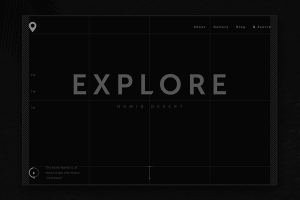 Black UI collection