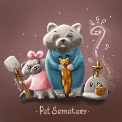 Иллюстрация для инстаграма кинотеатра