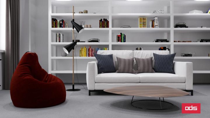 Дизайн студии-офиса IFODA