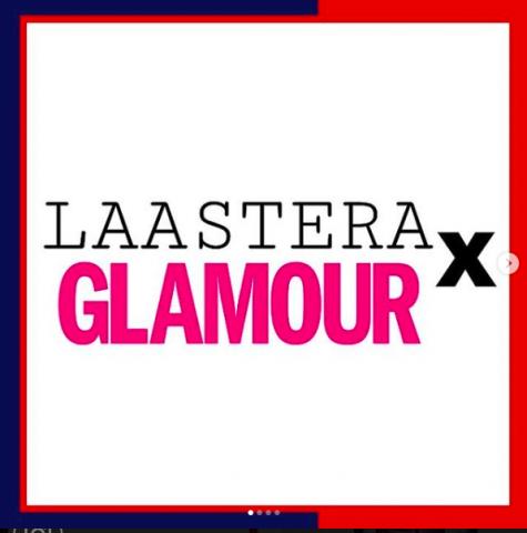 SMM-продвижение Glamour Russia