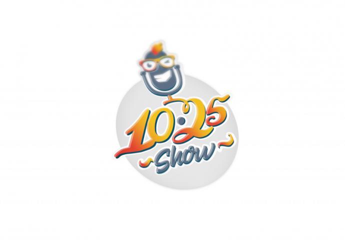 10-25 Show Логотип для развлекательного клуба