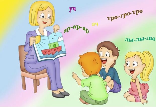Развивающие занятия на правильную речь, память и восприятие