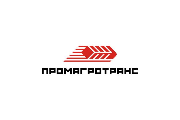 Логотип / железнодорожные грузоперевозки