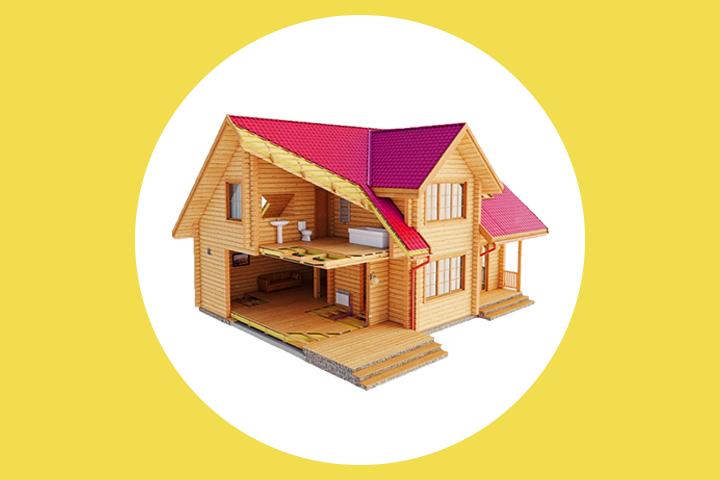 Недвижимость | Загородные дома в Подмосковье | IG и FB