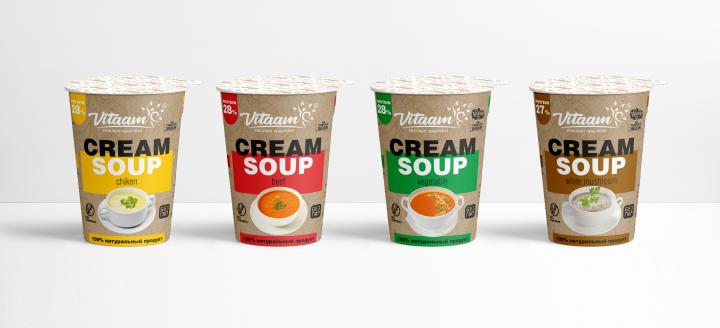 Упаковка супа