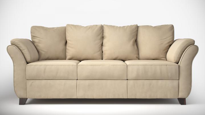Моделирование и 3д-визуализация предмета мебели