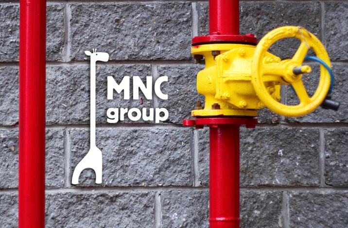 Разработка логотипа для компании по продаже труб