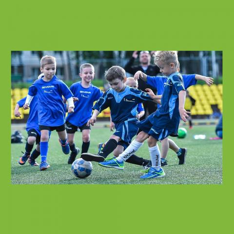 5 причин отдать ребенка на футбол