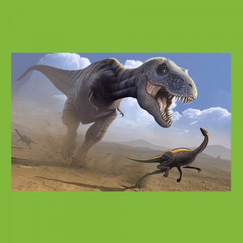 Энциклопедия для детей о динозаврах