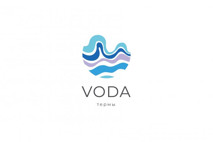 Логотип для водно-развлекательного комплекса