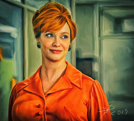 Joan Hollowway. Madmen.