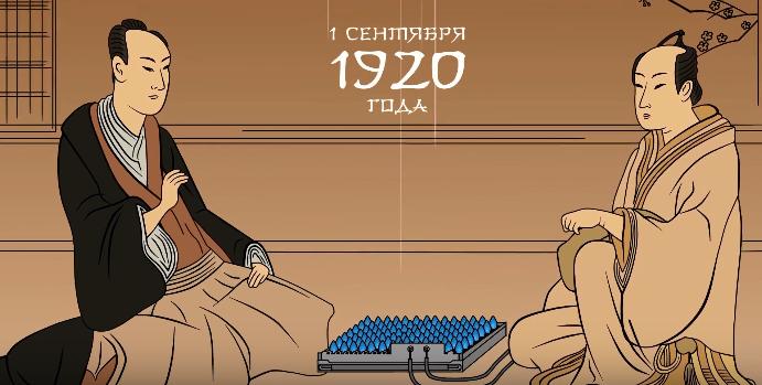 Презентационный ролик компании Rinnai