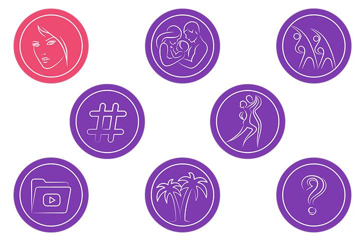 Иконки для инстаграм
