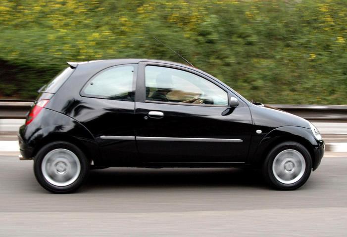 Ford Ka – самый доступный автомобиль для девушки