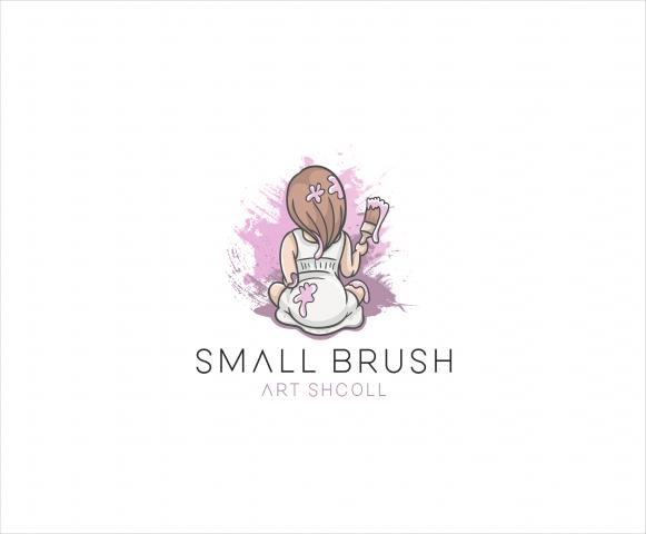 дизайн для детской школы изобразительного искусства