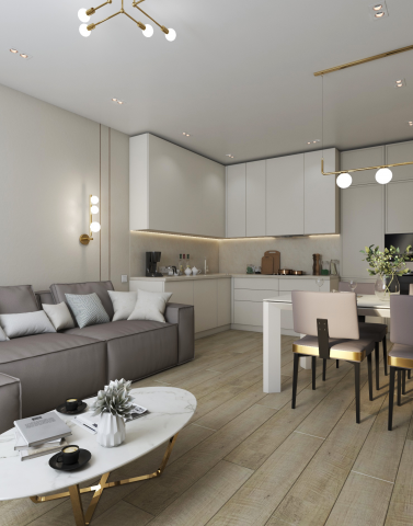 скидка на дизайн проект -10% для квартир от 110 м2