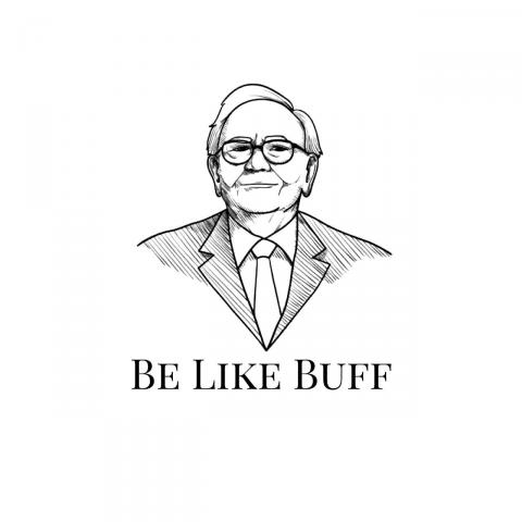 Логотип и бренд для Be Like Buff