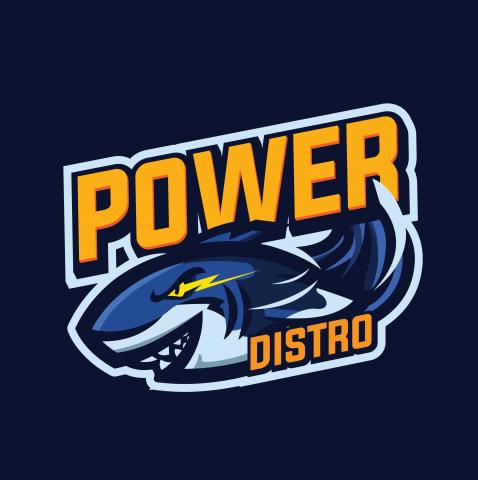 Логотип и бренд для Power Distro