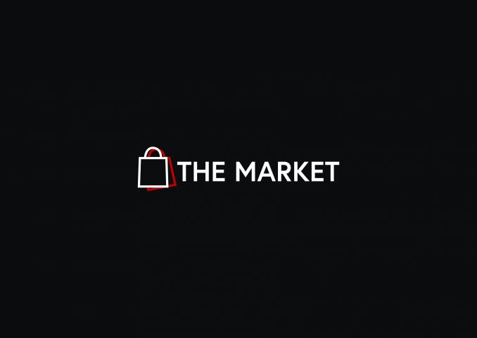 Логотип и бренд для The Market