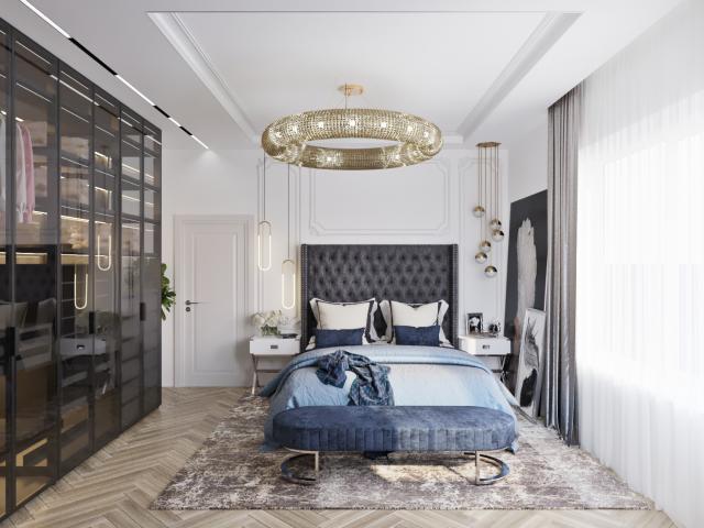 Дизайн-проект квартиры 72м2