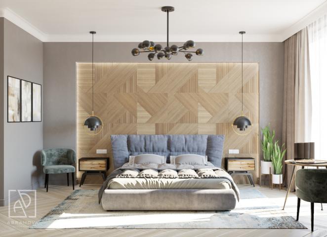 Кладочный план 2-го этажа жилого индивидуального дома