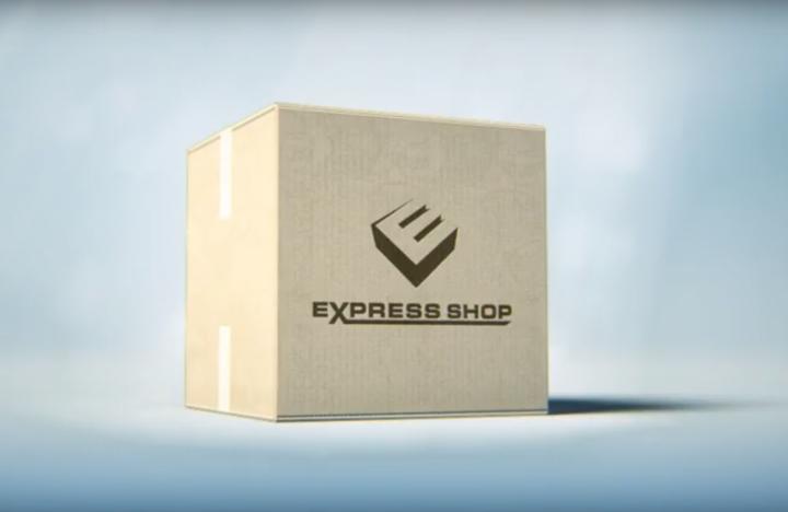 Рекламный ролик для expresshop.de