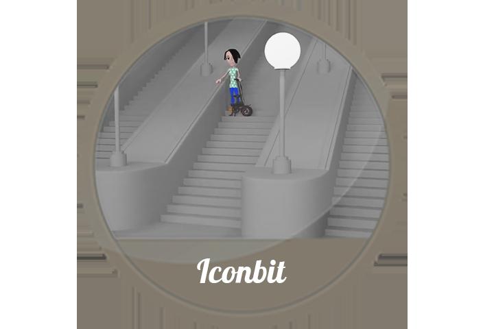 3D Презентация велосипеда iconBIT-K7