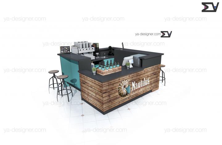 кофейный островок