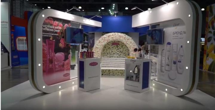 Съемка отчетного видео о выставке METRO EXPO