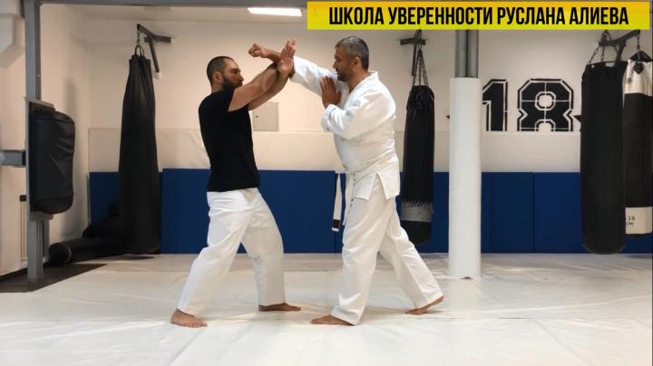 Ролик для школы боевых искусств