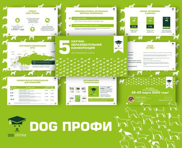 """Презентация проекта """"DOG ПРОФИ"""""""