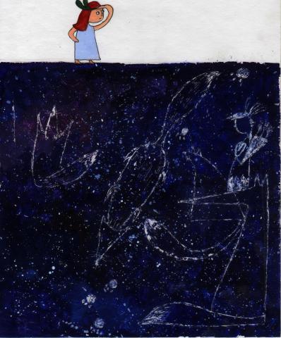 иллюстрация к книге об особенных детях