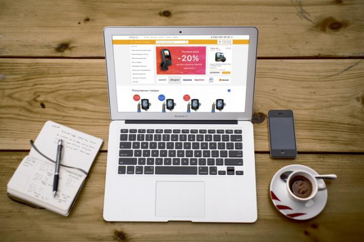 Интернет магазин. Эхолоты и туристическое оборудование