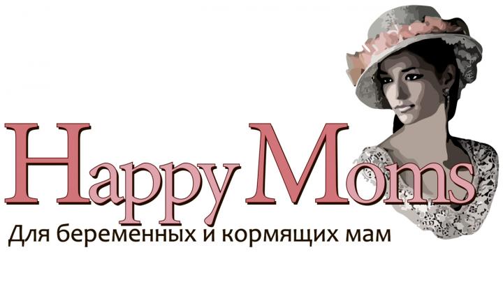 """Логотип """"HappyMoms"""""""