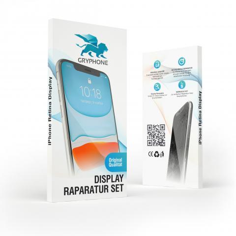 Дизайн упаковки для набора по замене оригинального экрана iphone