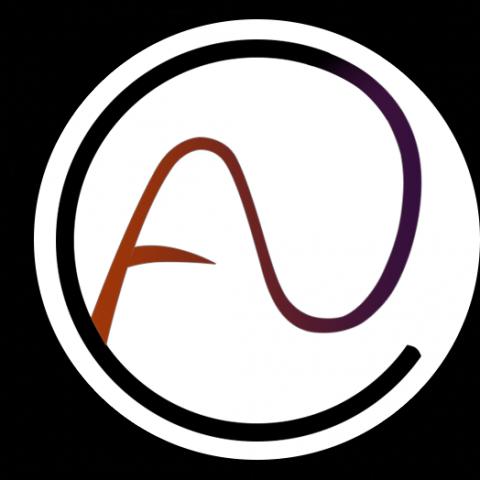 Логотип волонтерской организации AdalVolunteerClub