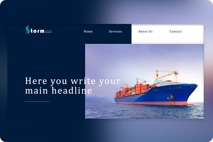 Storm Shipping Agency