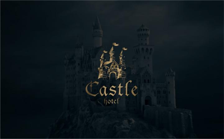 логотип Castle