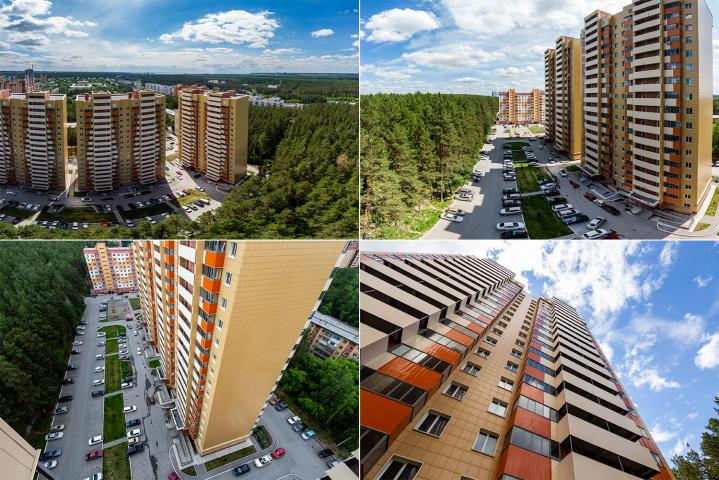 ЖК «Апельсин», Новосибирск