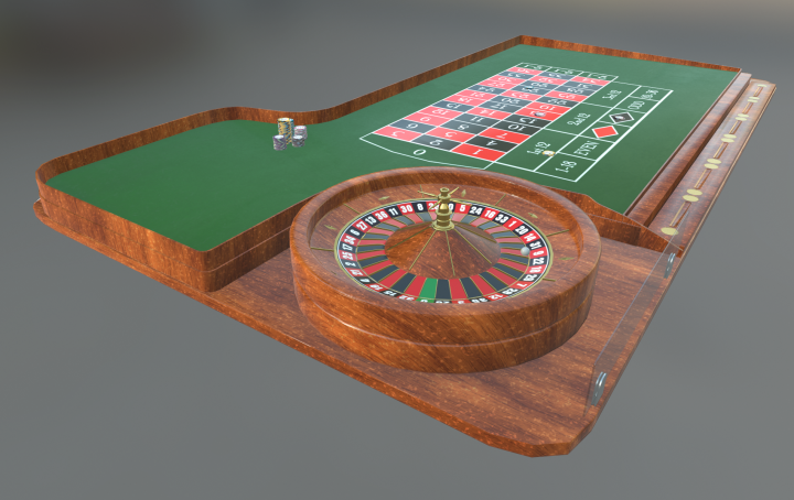 Casino_Roulette_LowPoly