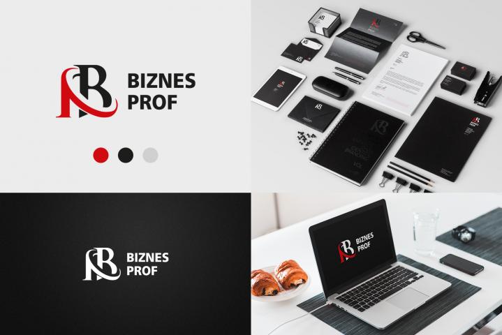 Логотип для Biznes Prof