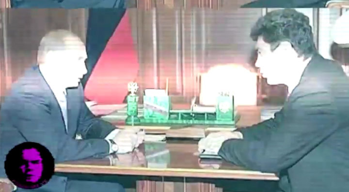 Путин и Немцов - МЫ ВОЗМОЖНО