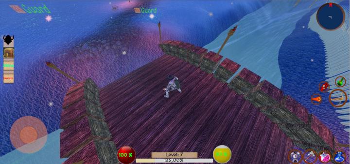 Создание 3D RPG игры Unity