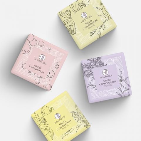 Упаковка для мыла